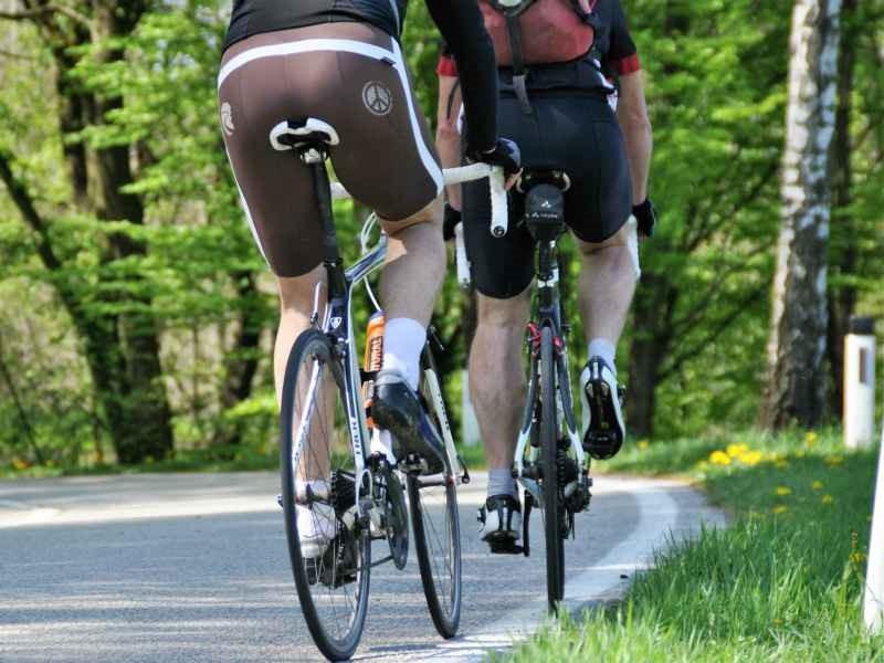 ciclismo para o seu corpo